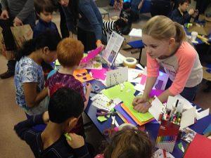 Воспитание креативного ребенка